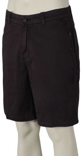 Quiksilver Waterman Down Under Walk Shorts Black New