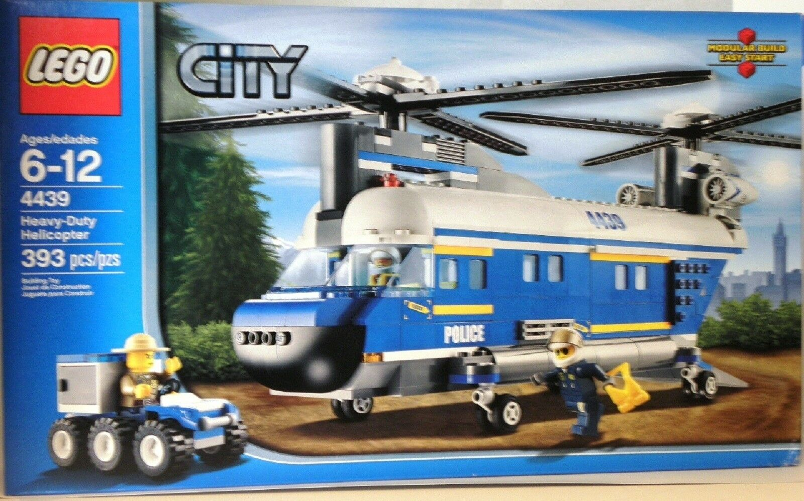 Lego città   Heavy-Duty Helicopter  4439  online economico