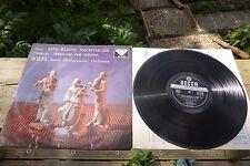 Mozart Eine Kleine Nachtmusik Solti IPO Decca Stereo WBG ED1 SXL 2046 UK LP