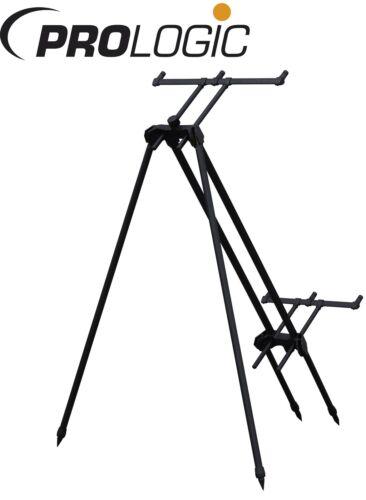 Prologic Tri-Sky Pod 3 Rod - Rod Pod zum Karpfenangeln, Rutenständer für Hecht