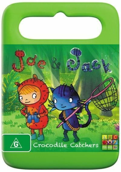 Joe And Jack - Crocodile Catchers (DVD, 2014) (D175)