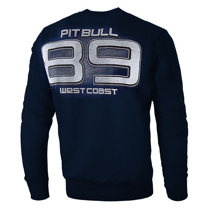 Pit Bull Westcoast Herren Sweatshirt Eighty Nine dark navy