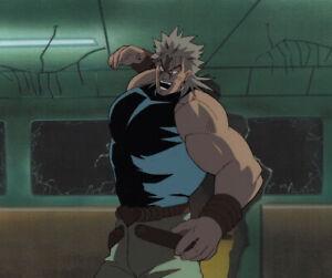 Jojo's Bizarre Adventure Anime Cel Douga BG Animation Art Dio Dismember OVA 1993