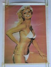 Loni Anderson Vintage Poster Pin-Up Television Memorabilia 1970's Sex Symbol