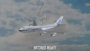 Pan-Am-American-Boeing-747-200-Custom-Christmas-Ornament-Airplane-Plane-Jet