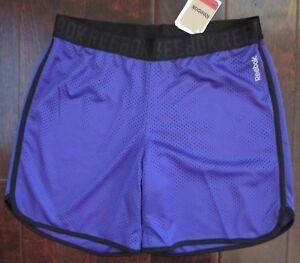 Reebok Women s Sport Performance Athletic Mesh Shorts 7