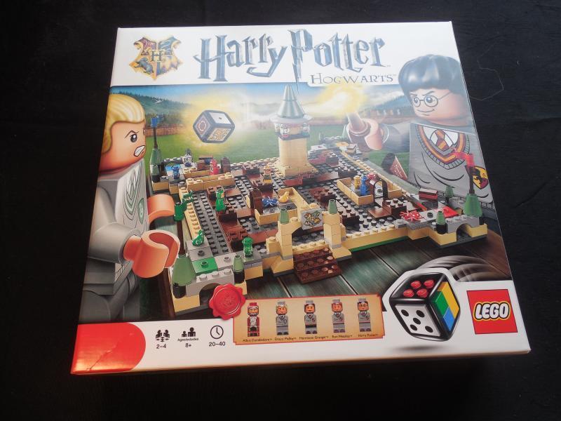 RETIRED 2010 LEGO LEGO LEGO Harry Potter Hogwarts 3862 Poudlard Set Used in Box b0f04c