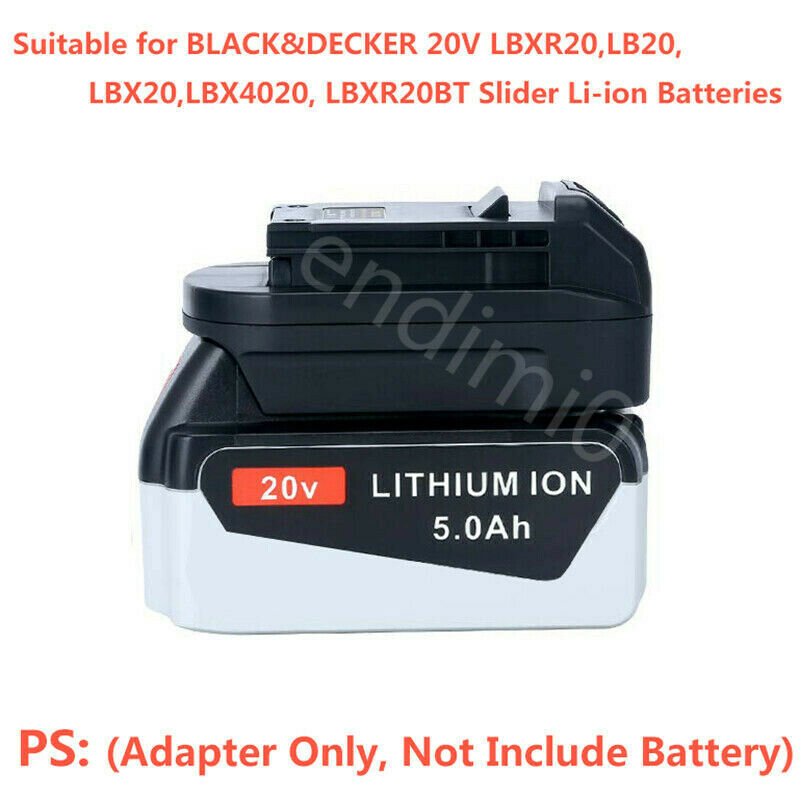 PORTER-CABLE Adapter 20V Li-ion Battery