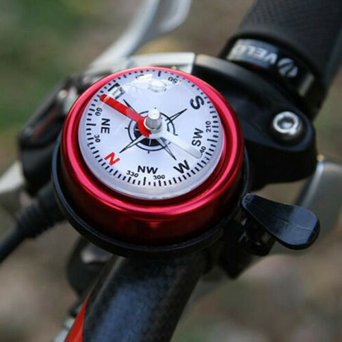Popular Bike Cycling Sport Handlebar Compass Ring-down Horn Bicycle Bell