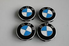 4 x Orginal BMW Felgendeckel Nabendeckel PA6 GF15
