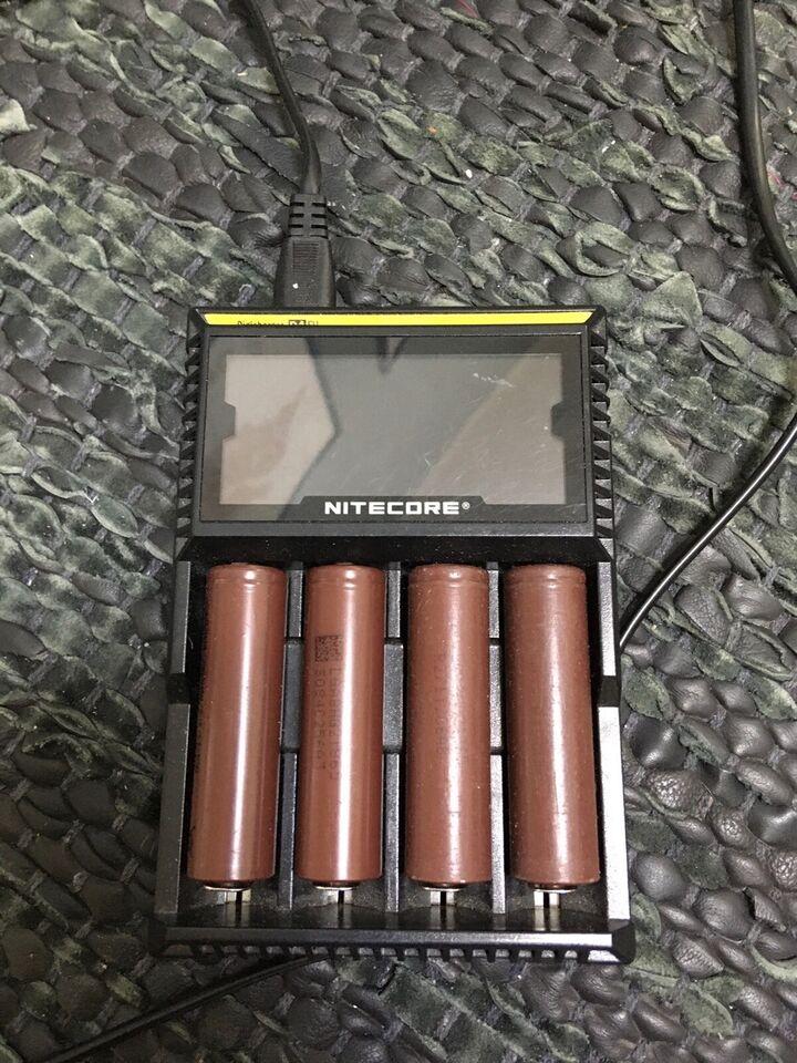 WISMEC REULEAUXRX GEN 3 DUAL med lader og batter