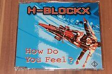 H-Blockx – How Do You Feel? (1996) (MCD) (BMG – 74321 40292 2)