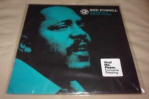 Bud-Powell-Essen-Jazz-Festival-Sealed-LP-Limited-Colored-Vinyl