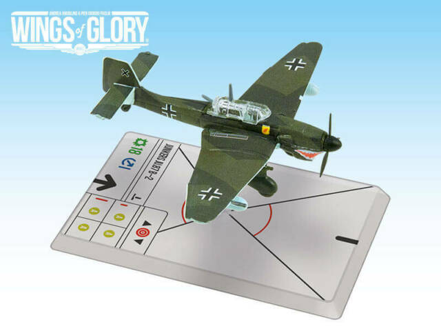 Wings of Glory - Junkers Ju.87 B-2 (Squadron Pack) - New!