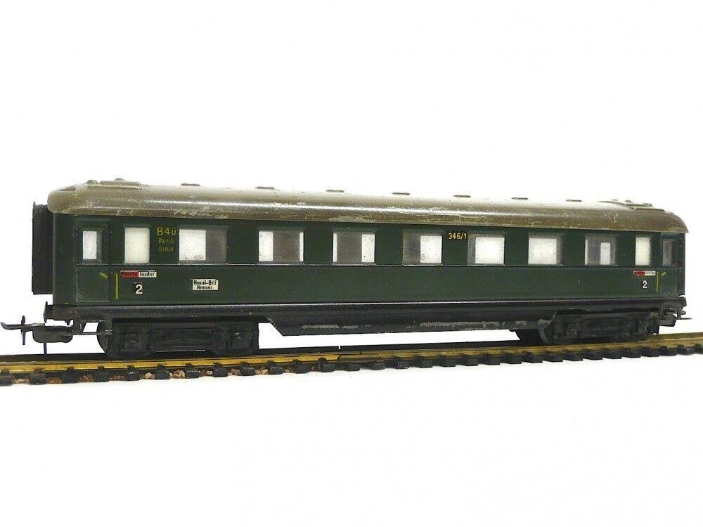 Märklin 346 1 1 1 4006 D-Zug Schürzenwagen    Ausgang  a83630