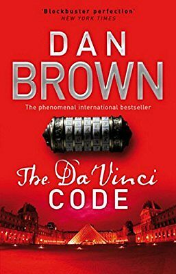 1 of 1 - The Da Vinci Code: (Robert Langdon Book 2), Brown, Dan, Used; Very Good Book