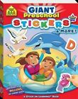 Preschool Stickers and More - Giant Workbook by Hinkler Books (Paperback, 2013)