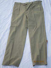 Trousers Mans Tropical Stone, RAF, Cachi Uniform pantaloni, Royal Air Force, Tg. 72/88/104