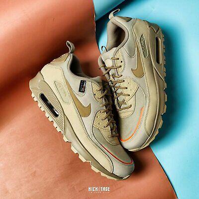 Nike Air Max 90 Surplus Mens CORDURA Desert Camo Orange Mens Sneakers CQ7743-200 | eBay