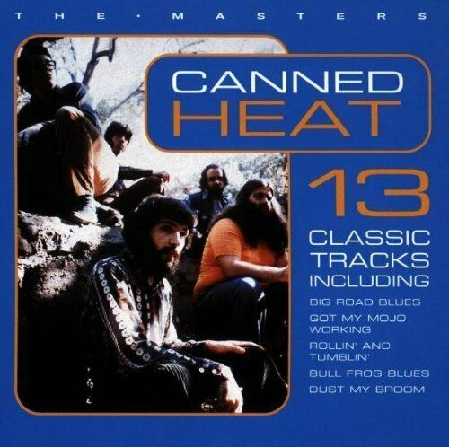 Canned Heat Masters-13 classic tracks  [CD]