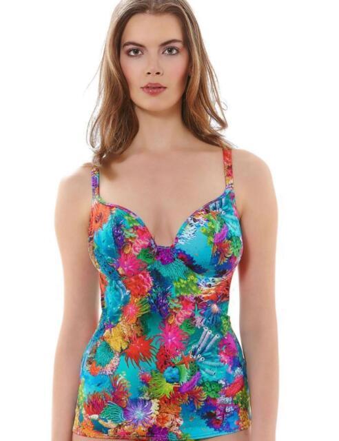 Freya Swimwear Under The Sea 3928 Banded Halterneck Bikini Top