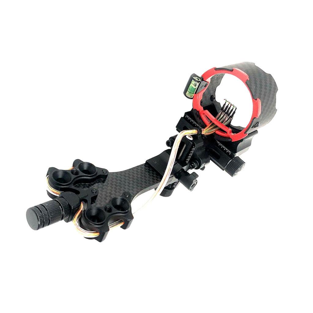 Strong durable diestro 5 pin compoundbogen visión