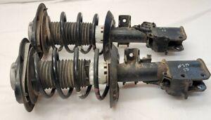 10 - 16 Mercedes E350 W212 Front Left & Right Shock Absorber Spring Coil Strut