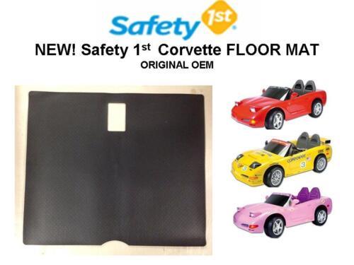 NEW! Safety 1st Corvette ORIGINAL OEM FLOOR MAT
