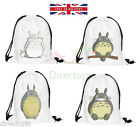 Studio Ghibli Totoro Draw String Bag Japan Gift School Gym Sports Laundry Kawaii