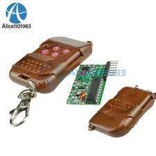 5pcs 315mhz 22622272 Ic 4ch Key Wireless Remote Control Receiver Module Arduino