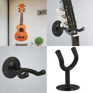 2-3-4-Pack-Guitar-Hanger-Hook-Holder-Wall-Mount-Display-Acoustic-Electric-Bass
