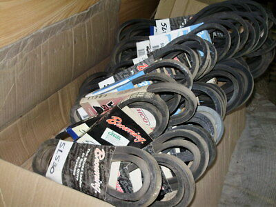 """Browning Gates Jason Thermoid Dayco BF Goodrich 5L 21//32/"""" Wide V-Belts"""