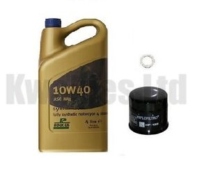 Suzuki DL1000 K2-L0 V-Strom 2002-2010 Hi-Flo Air and Oil Filters