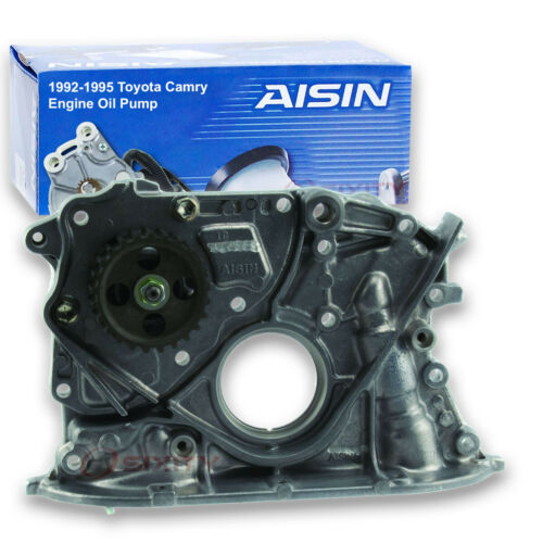 Engine jb AISIN Oil Pump for 1992-1995 Toyota Camry 2.2L L4