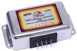 accel rev master rpm control module harley davidson models. Black Bedroom Furniture Sets. Home Design Ideas