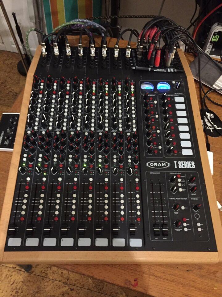 Mixer, Oram 8T - Series