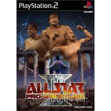 All-Star Professional Wrestling III (Sony PlayStation 2, 2003)