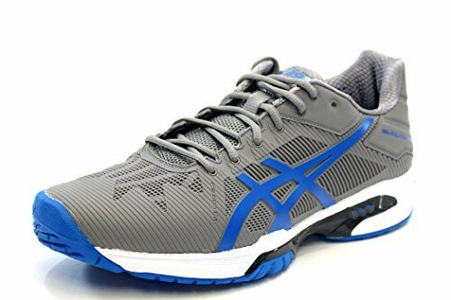 ASICS E600N.9642 Mens Gel-Solution Speed 3 Tennis-shoes- Choose SZ color.