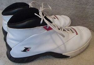 1c05cc01a82 Image is loading Reebok-Allen-Iverson-I3-Basketball-Shoes-Sneakers-Size-