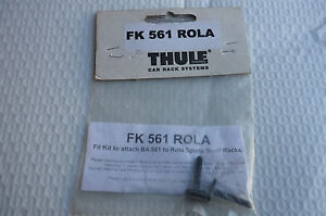 THULE 561 Bike Carrier Adapter Kit for ROLA SPORTS BARS (Orignal) FK-561 $25