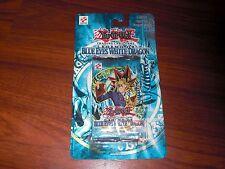 Yugioh Legend of the Blue Eyes White Dragon BLISTER Pack Exodia? Dark Magician?