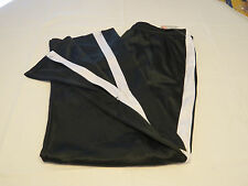 Holloway Athletic 2XL mens adult pants fleece warm up 1 pair black NWT