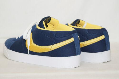 Uk Gr Maíz marino Cs 42 2009 395771 5 Sb 400 Blazer Azul Amarillo Rarrrrr Nike 8 Sq0wf1AB0