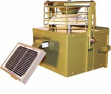 Deer Feeder (Heavy Duty) -Solar Charger - Game Feeder - Hogs, Pheasant, Fish