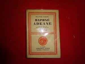 Baring (maurice) - Daphne Adeane.