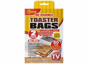 2-Reusable-Pack-Toaster-Toastie-Sandwich-Toast-Bags-Pockets-Toasty-Toastabags