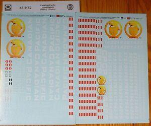 Railroad Roman Microscale Decal O #50005 Alphabets Red