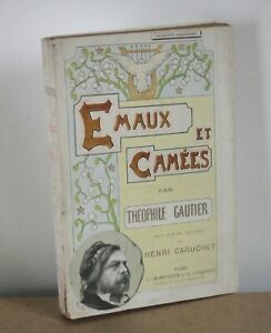 Emaux-et-camees-Theophile-Gautier-1895-collection-polychrome-Henri-Caruchet