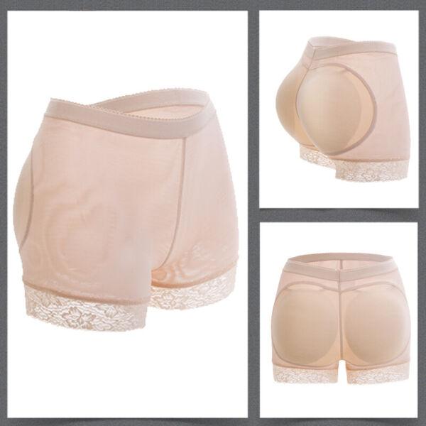 Sexy Damen Push Up Po H?schen Slip Unterhose Mieder Dessous Lift H¨¹fte Pants BS