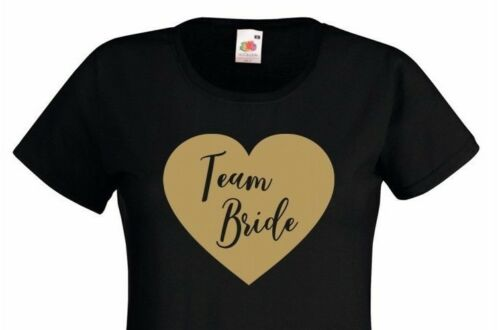 Hen Party T Shirts Hen Do Team Bride Personalised Role Ladies Custom Printed